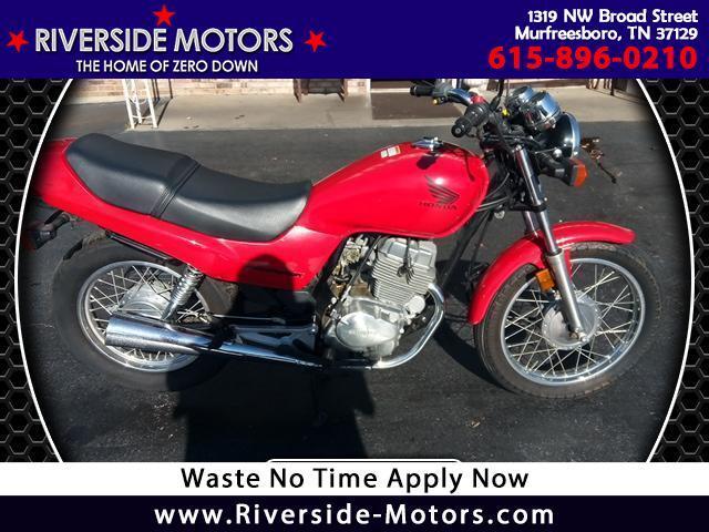 Honda CB250  2007