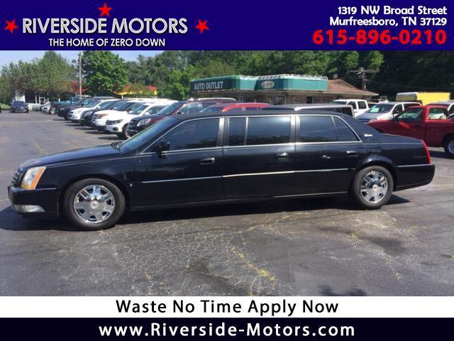 2008 Cadillac Limousine Base