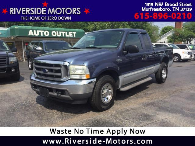 2004 Ford F-250 SD XL SuperCab 2WD