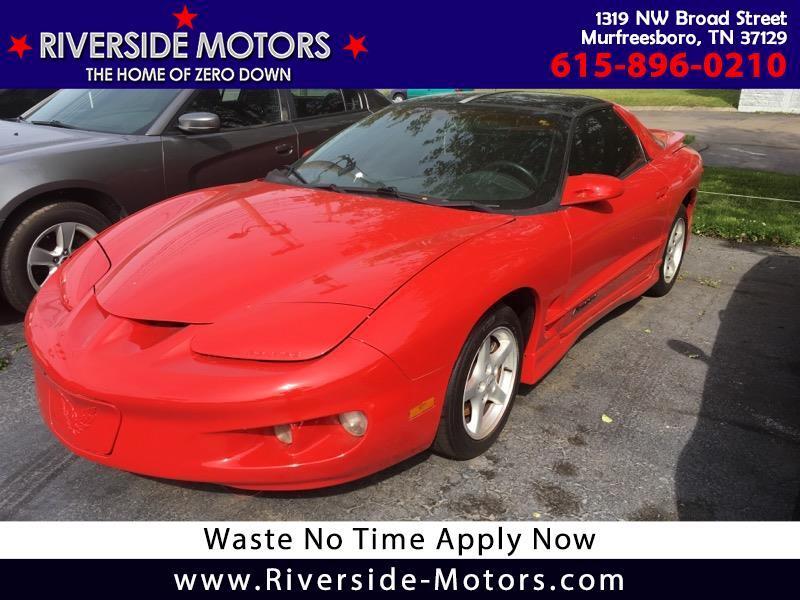 Pontiac Firebird Coupe 1999
