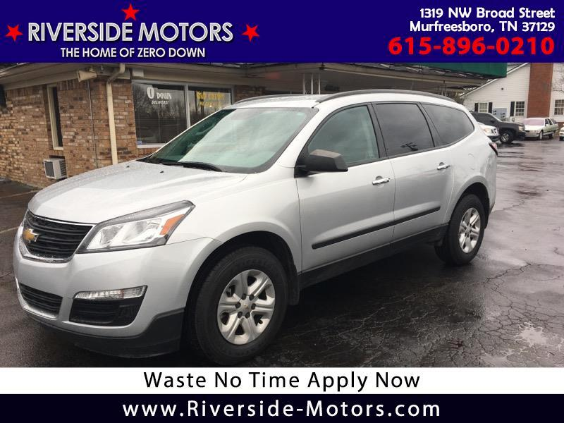 2017 Chevrolet Traverse LS FWD w/PDC