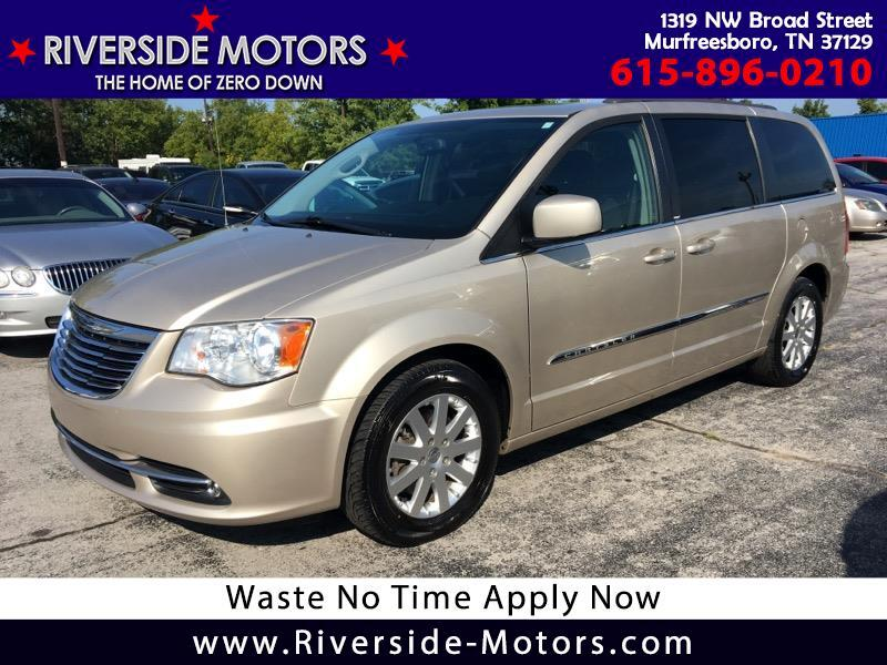2014 Chrysler Town & Country 4dr LWB Touring FWD