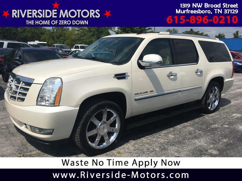 Cadillac Escalade ESV AWD Premium 2010