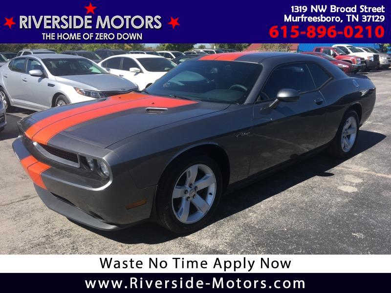 Dodge Challenger 2dr Cpe 2012