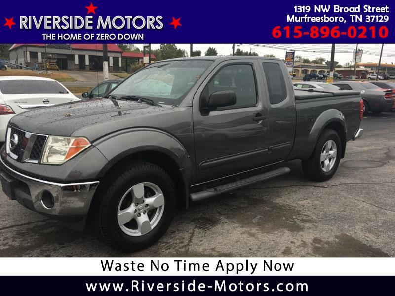 Nissan Frontier LE King Cab 4WD 2005