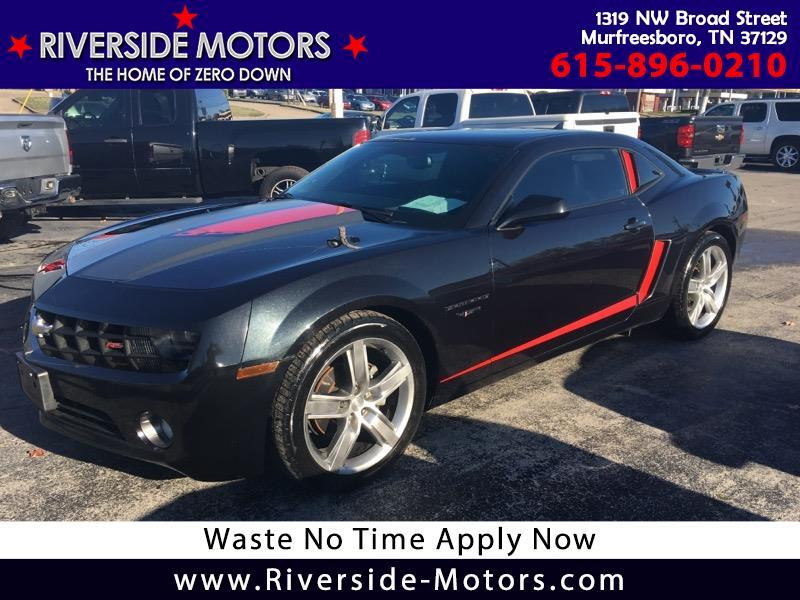 Chevrolet Camaro Coupe 2LT 2012