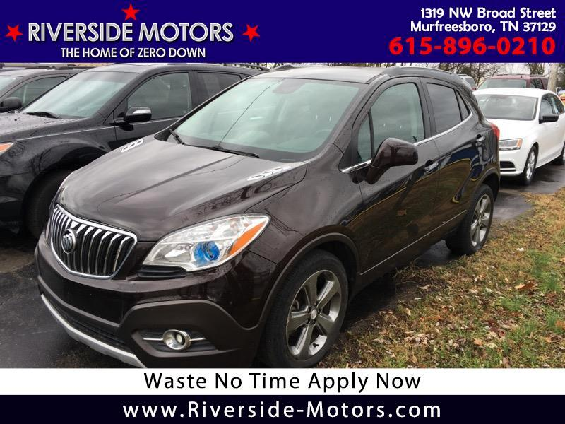Buick Encore Convenience FWD 2013