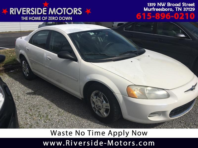 Chrysler Sebring LX Sedan 2002