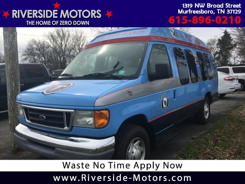 Ford Econoline E-250 Ext Recreational 2007