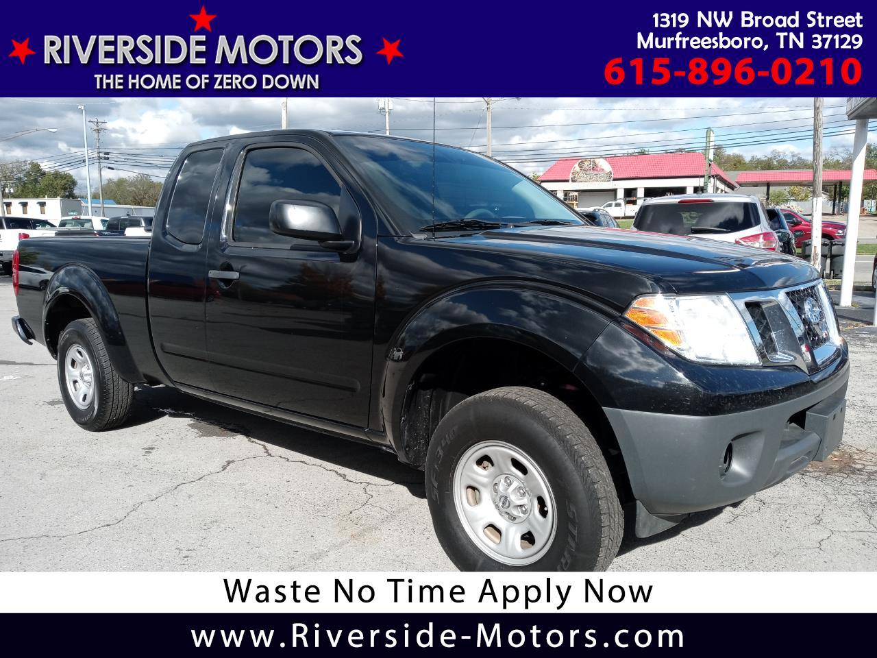 Nissan Frontier King Cab 2WD 2018