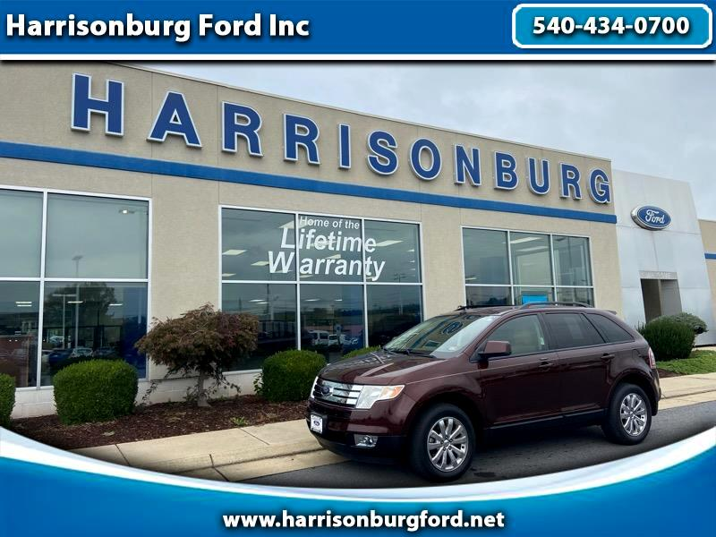 Ford Edge SEL AWD 2010