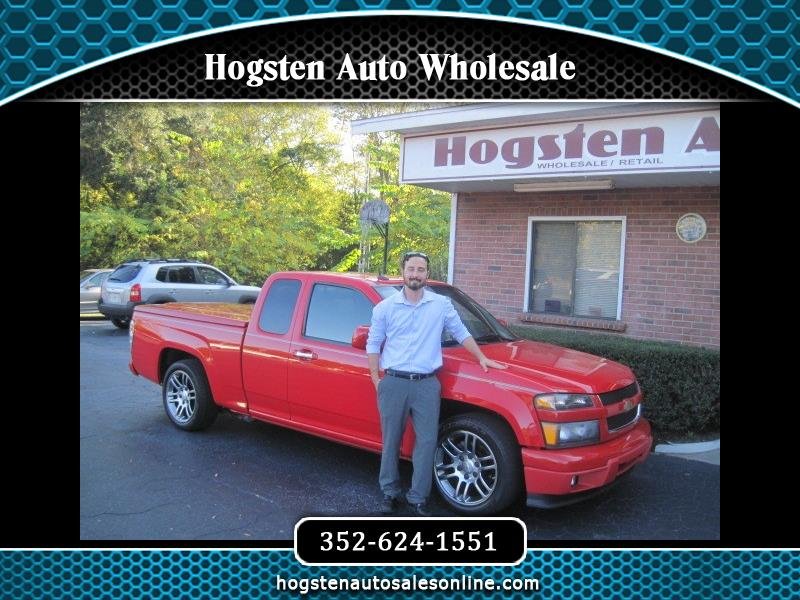 Chevrolet Colorado Work Truck Ext. Cab 2WD 2009