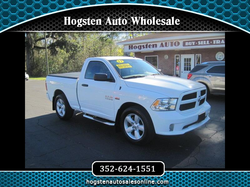 RAM 1500 Tradesman Regular Cab SWB 2WD 2017