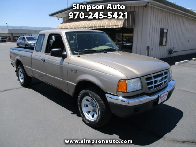 2003 Ford Ranger XLT SuperCab 2WD - 381A