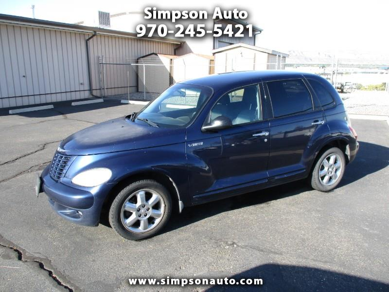 2005 Chrysler PT Cruiser 4dr Wgn Limited
