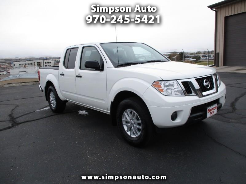 Nissan Frontier 4WD  2019