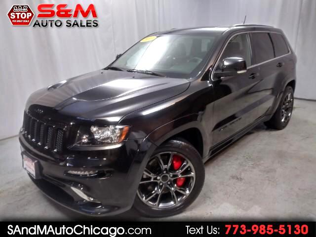 2013 Jeep Grand Cherokee SRT8 4WD VAPOR EDITION