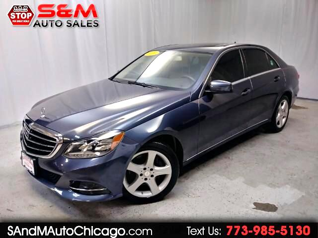 2014 Mercedes-Benz E-Class 4dr Sdn E 350 Sport 4MATIC *Ltd Avail*