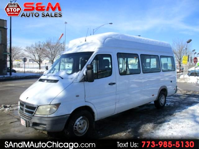 2004 Dodge Sprinter Van 2500 Super High Ceiling 158-in. WB