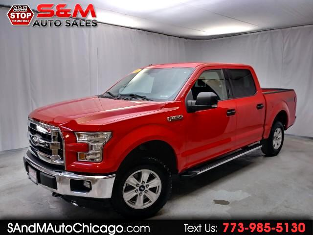 2016 Ford F-150 Lariat SuperCrew 5.5-ft. Bed 4WD