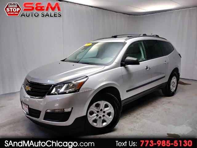 2015 Chevrolet Traverse LS FWD