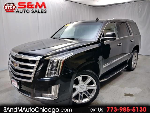 2017 Cadillac Escalade Luxury 4WD