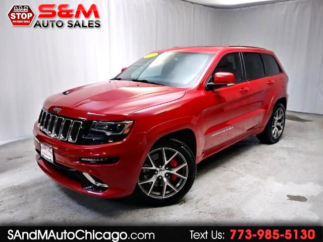 2016 Jeep Grand Cherokee SRT 4WD