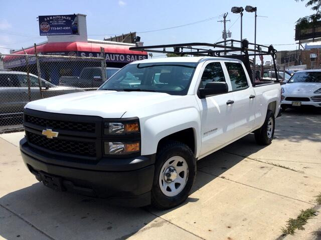 """2014 Chevrolet Silverado 1500 2WD Double Cab 143.5"""" LS"""