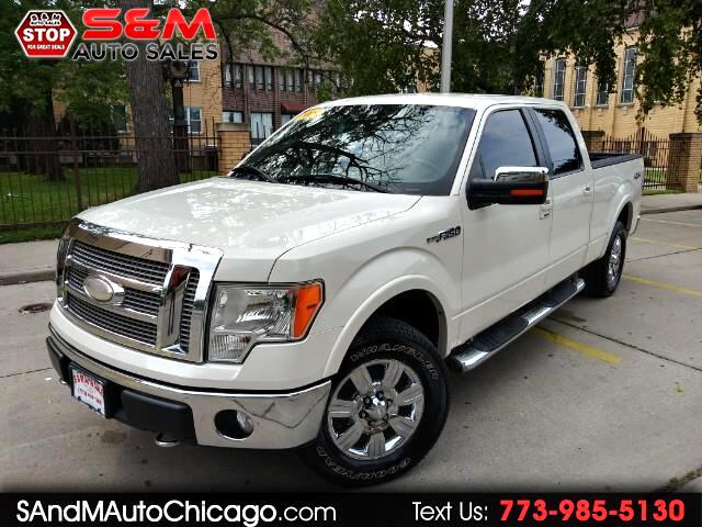 2009 Ford F-150 Platinum SuperCrew 5.5-ft. Bed 4WD