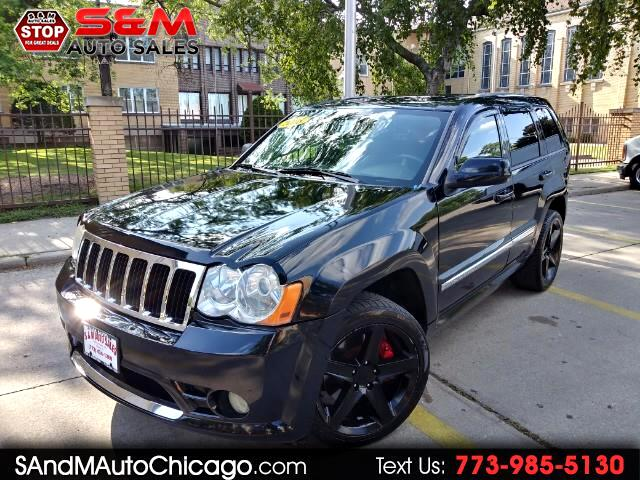 2008 Jeep Grand Cherokee 4WD 4dr SRT-8