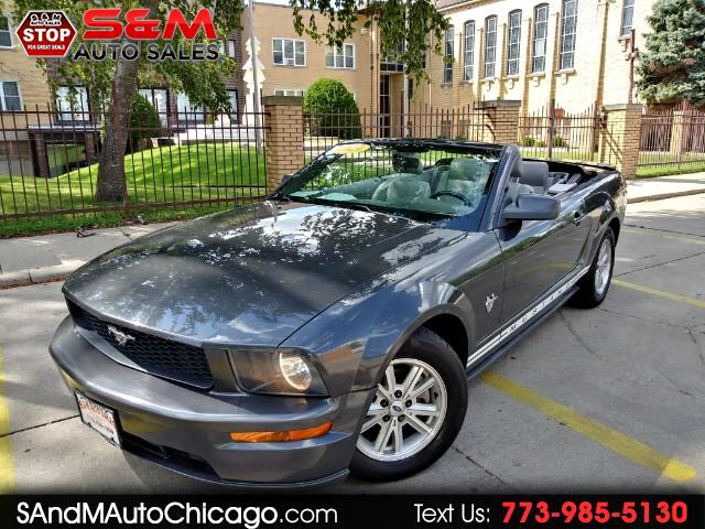 2009 Ford Mustang 2dr Conv