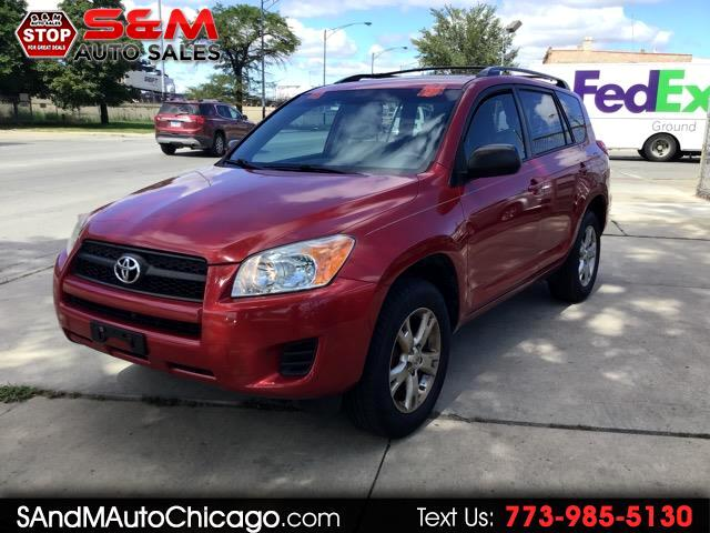 2011 Toyota RAV4 FWD 4dr 4-cyl 4-Spd AT (Natl)