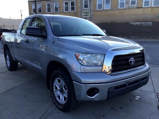 2008 Toyota Tundra 4WD Truck Dbl 4.7L V8 5-Spd AT Grade (Natl)