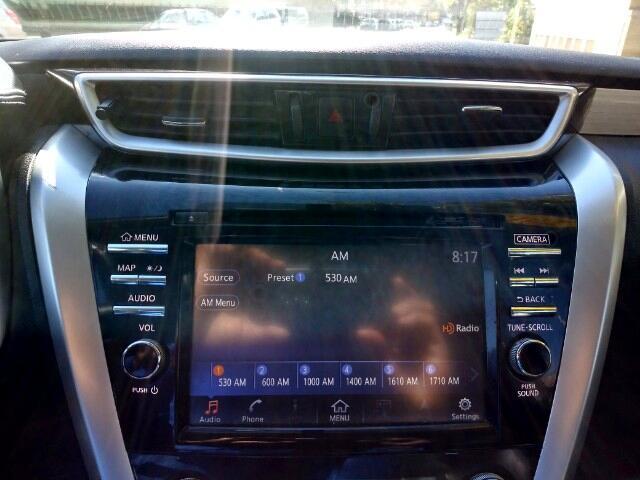 Nissan Murano AWD 4dr SL 2015