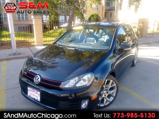 2013 Volkswagen GTI 4dr HB Man Driver's Edition PZEV