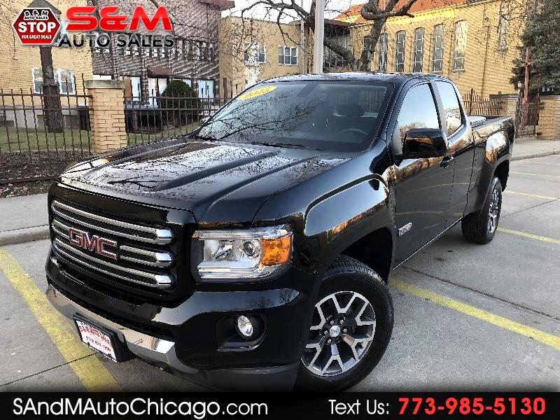 "2015 GMC Canyon 4WD Crew Cab 128.3"" All Terrain w/Leather"