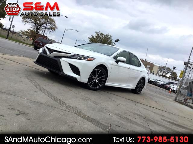 2018 Toyota Camry XLE 6-Spd AT