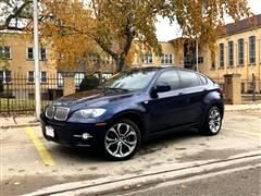 2012 BMW X6