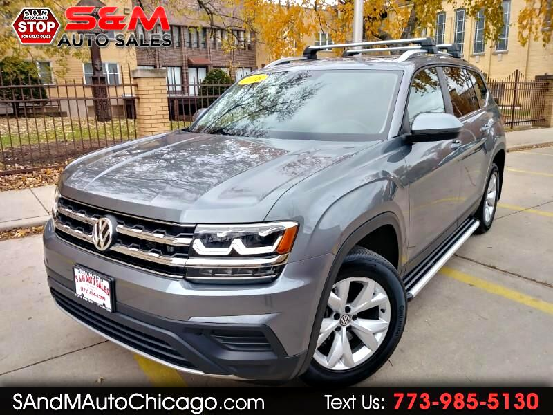 2018 Volkswagen Atlas 3.6L V6 Launch Edition 4MOTION *Ltd Avail*