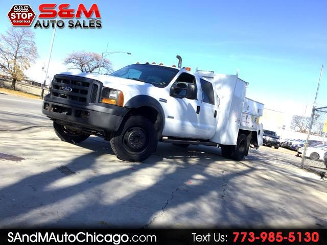 2006 Ford Super Duty F-550 DRW XL 4WD Reg Cab 145