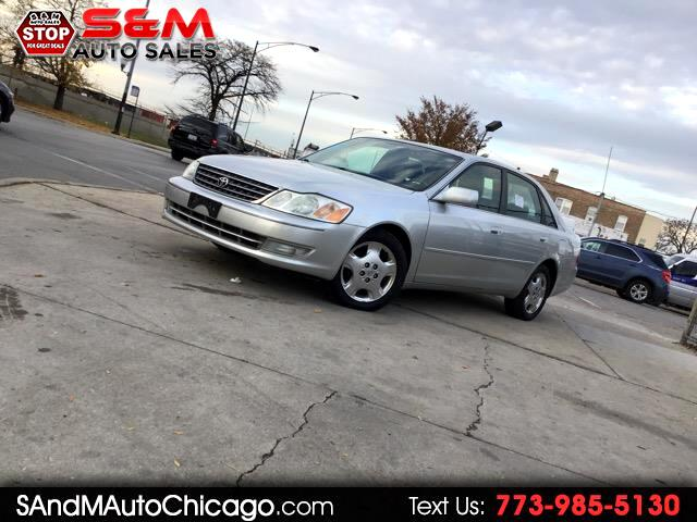 2003 Toyota Avalon 4dr Sdn XLS w/Bucket Seats