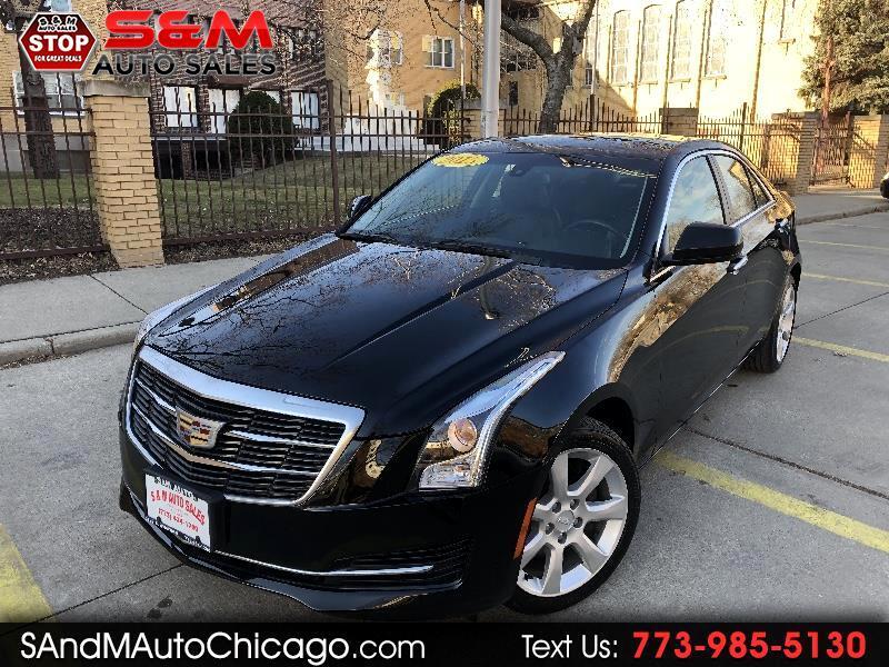 2015 Cadillac ATS Sedan 4dr Sdn 2.0L Standard AWD