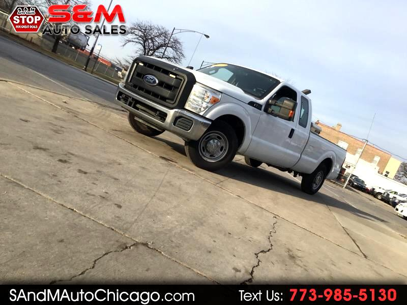 "2012 Ford Super Duty F-250 SRW 2WD SuperCab 142"" Lariat"
