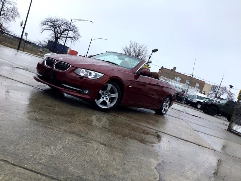 2011 BMW 3 Series 2dr Conv 335i