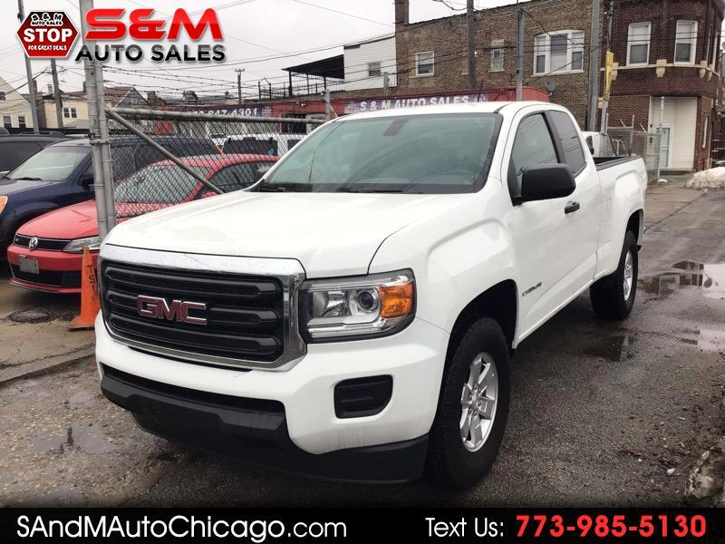 2015 GMC Canyon 2WD Ext Cab 128.3""