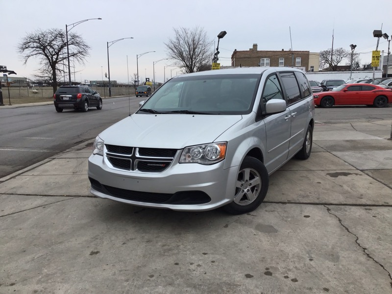 2012 Dodge Grand Caravan 4dr Wgn SE