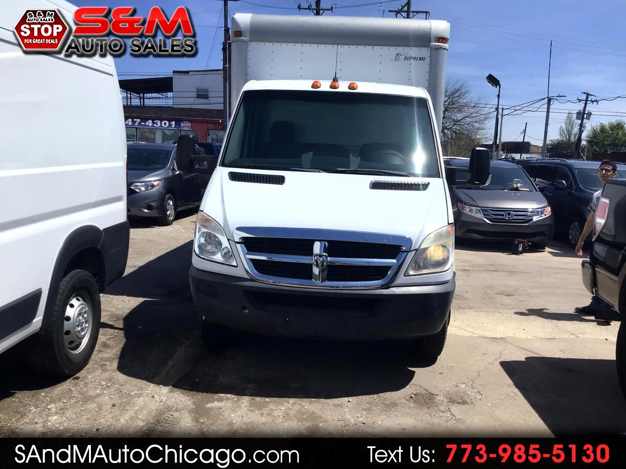 2007 Dodge Sprinter  for sale VIN: WDXPF445279329310