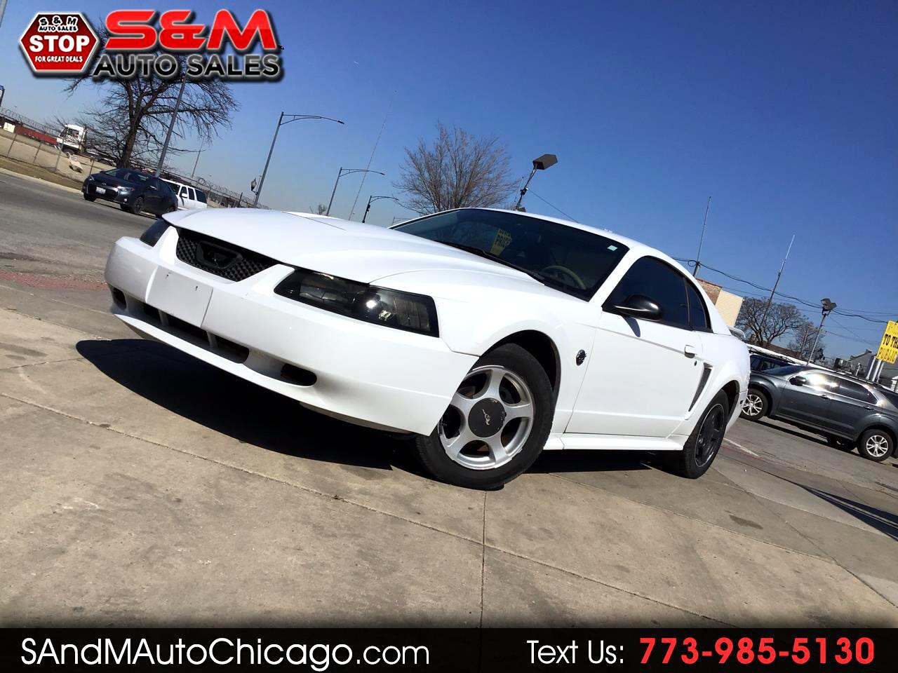 Ford Mustang 2dr Cpe Standard 2004