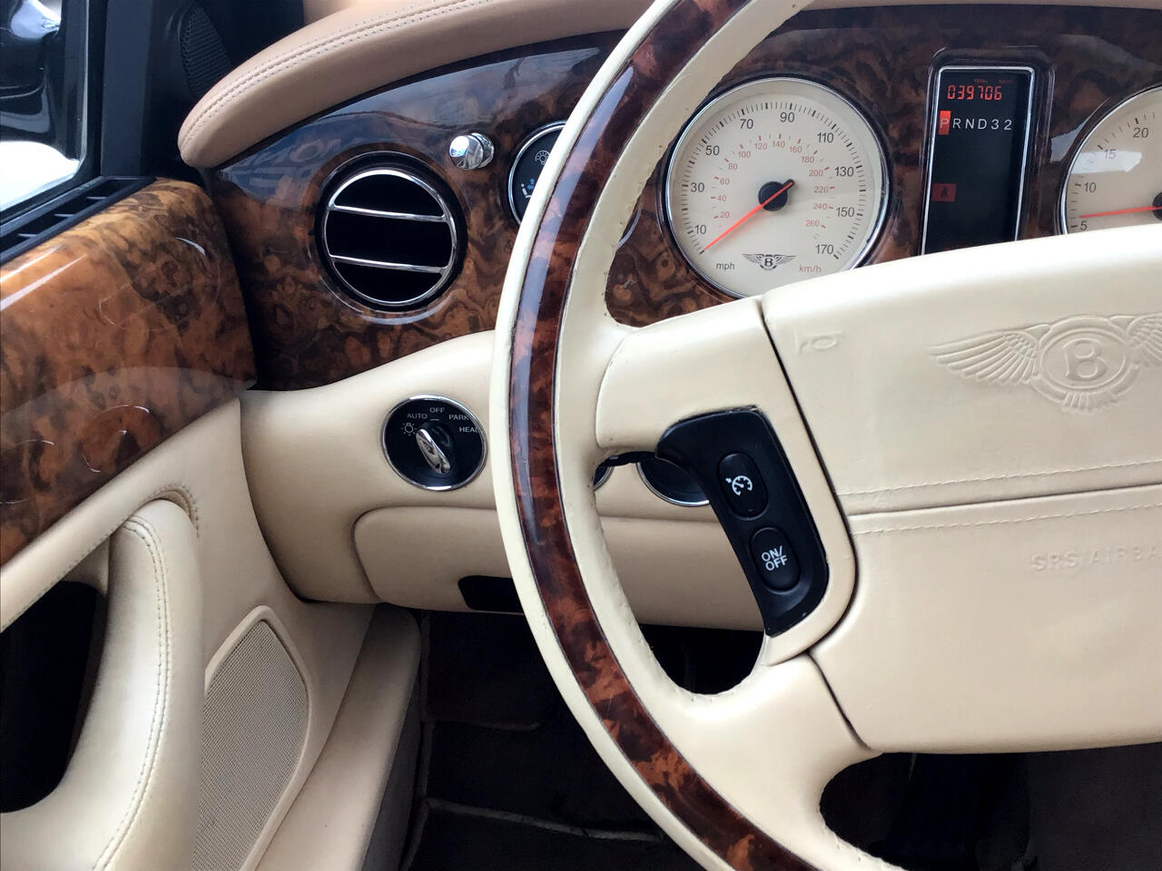 2001 Bentley Arnage Red Label