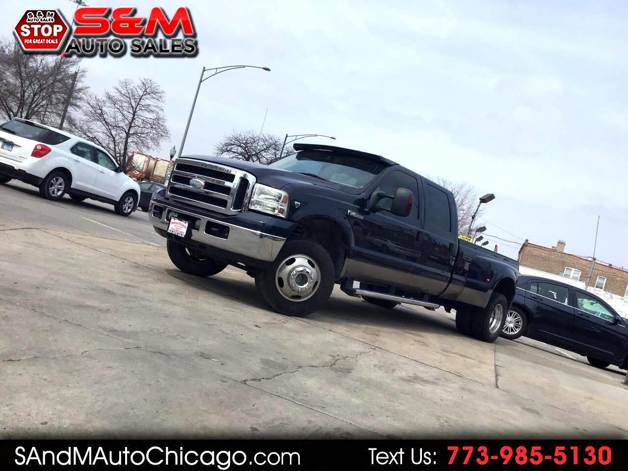 "2007 Ford Super Duty F-350 DRW 4WD Crew Cab 172"" King Ranch"